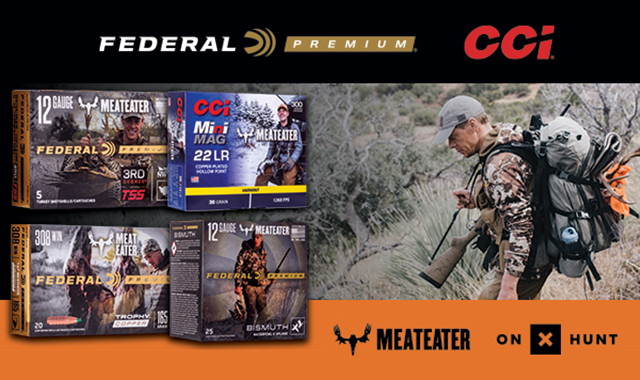 Hunt Harder Find Your Way with Federal and CCI