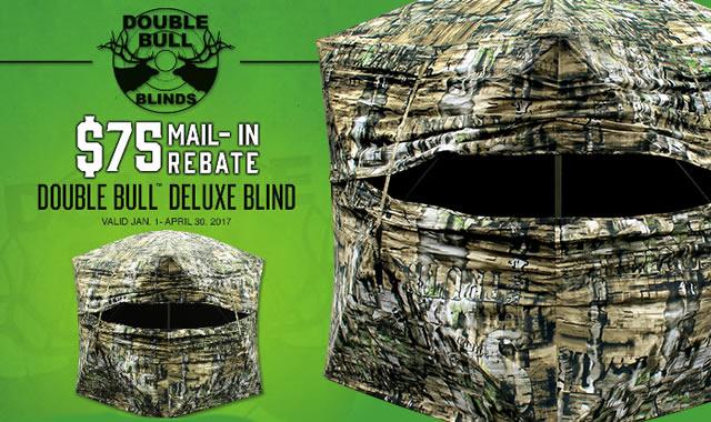 Double Bull Deluxe Rebate