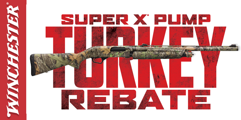 Super X Pump Turkey Rebate