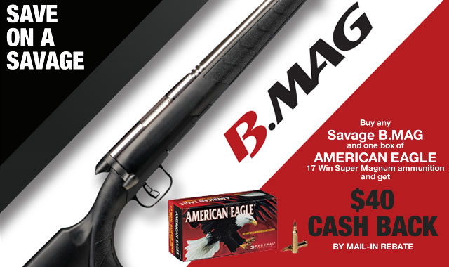 Save on a B.Mag