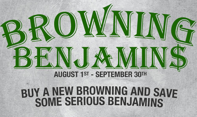 Browning Benjamins