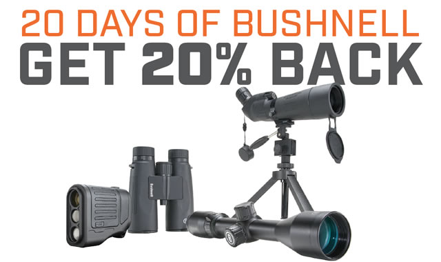 20 Days of Bushnell