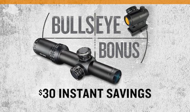 Bullseye Bonus 2016