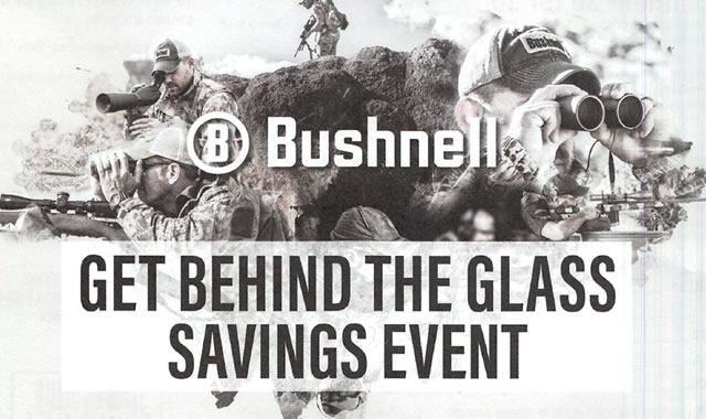 Get Behind the Glass Savings Event