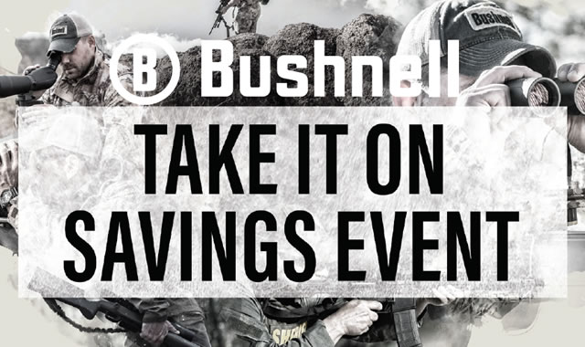 Take It On Savings Event
