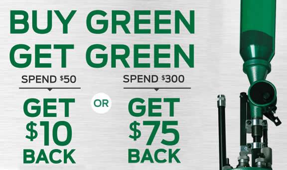 Buy Green Get Green