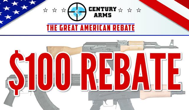 Great American Rebate