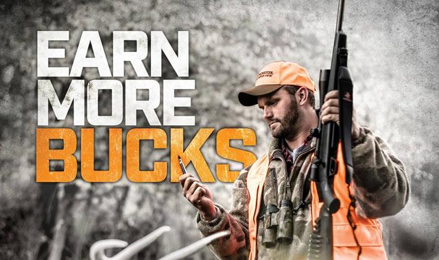 Earn More Bucks