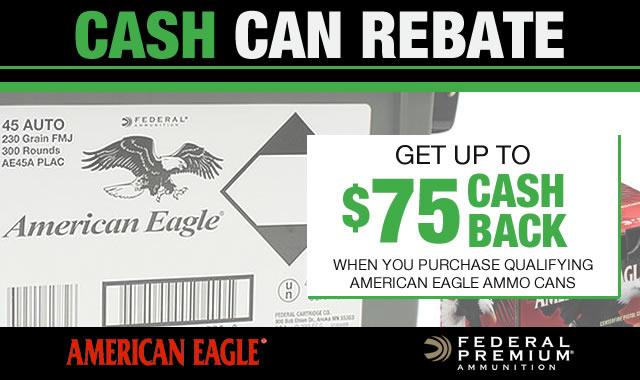 Cash Can Rebate