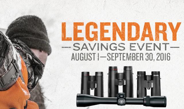 Legendary Savings
