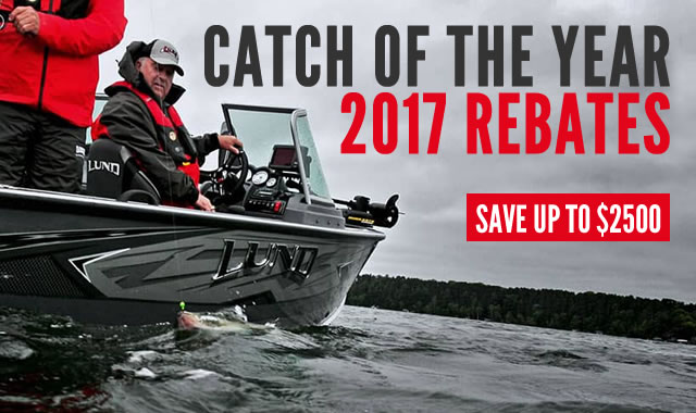 Rebate: Catch of the Year