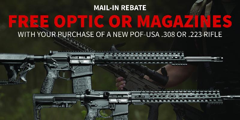 Free Optic or Magazine