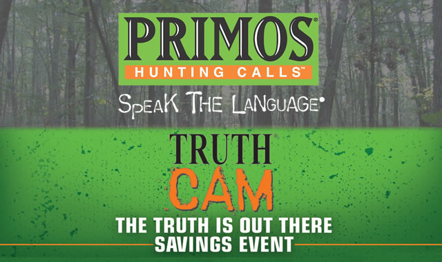 The Truth Is Out There Savings Event