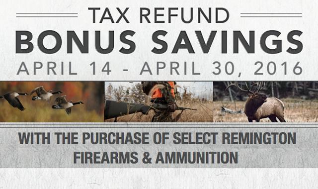 Tax Refund Bonus Savings 2016