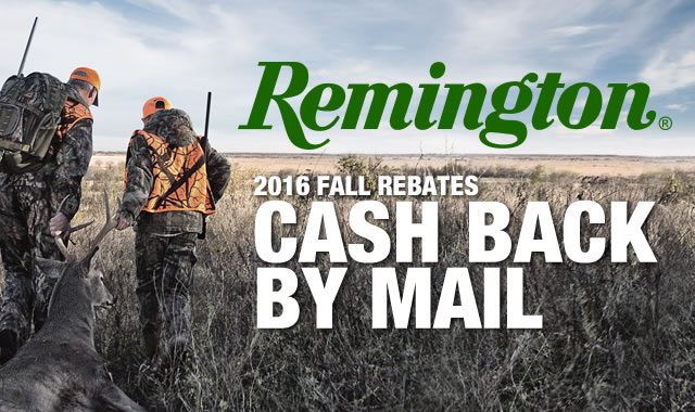 2016 Cash Back by Mail