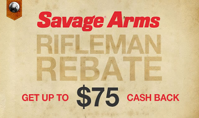 Rifleman Rebate