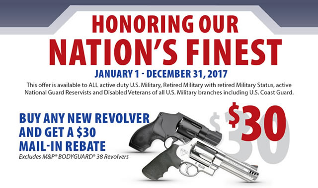 Nations Finest Revolver Rebate