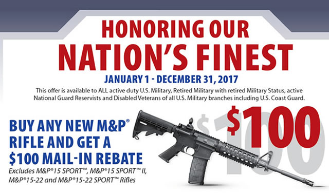Nations Finest Rifle Rebate