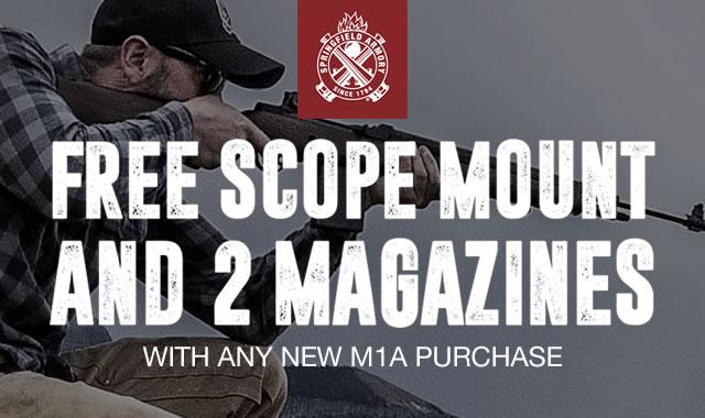 M1A Gear Up Rebate