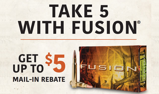 Take 5 with Fusion