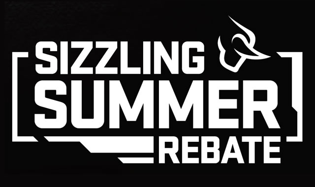 Sizzling Summer Rebate