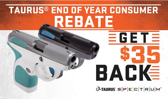 Spectrum End of Year Consumer Rebate