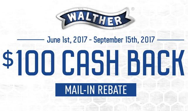 Cash Back Rebate