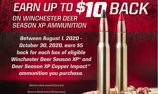 Deer Season XP Rebate