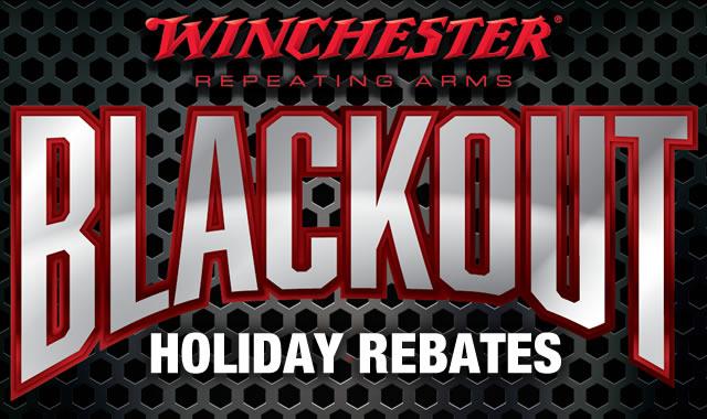 Blackout Holiday Rebates
