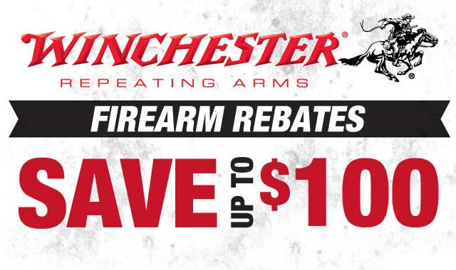 Firearm Rebates
