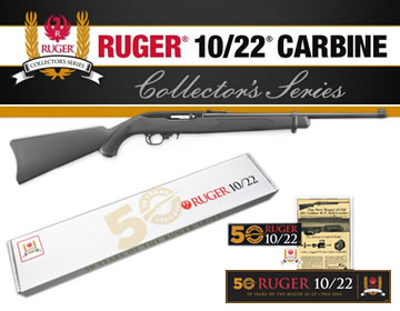Ruger 10/22 Collector's Series Carbine