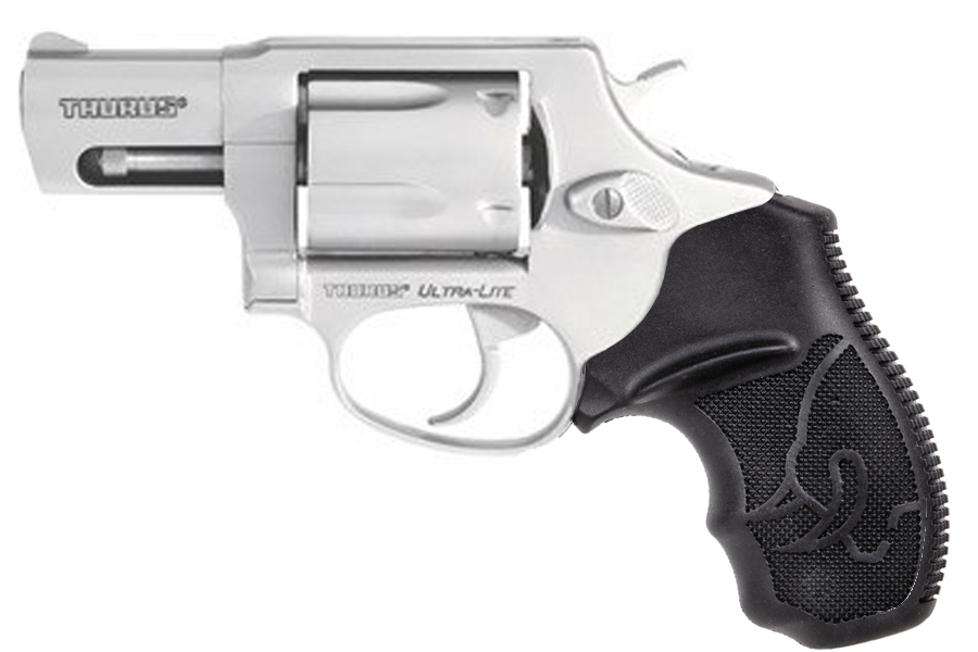 TAURUS Model 85 Ultra-Lite 38 Special +P Stainless Revolver