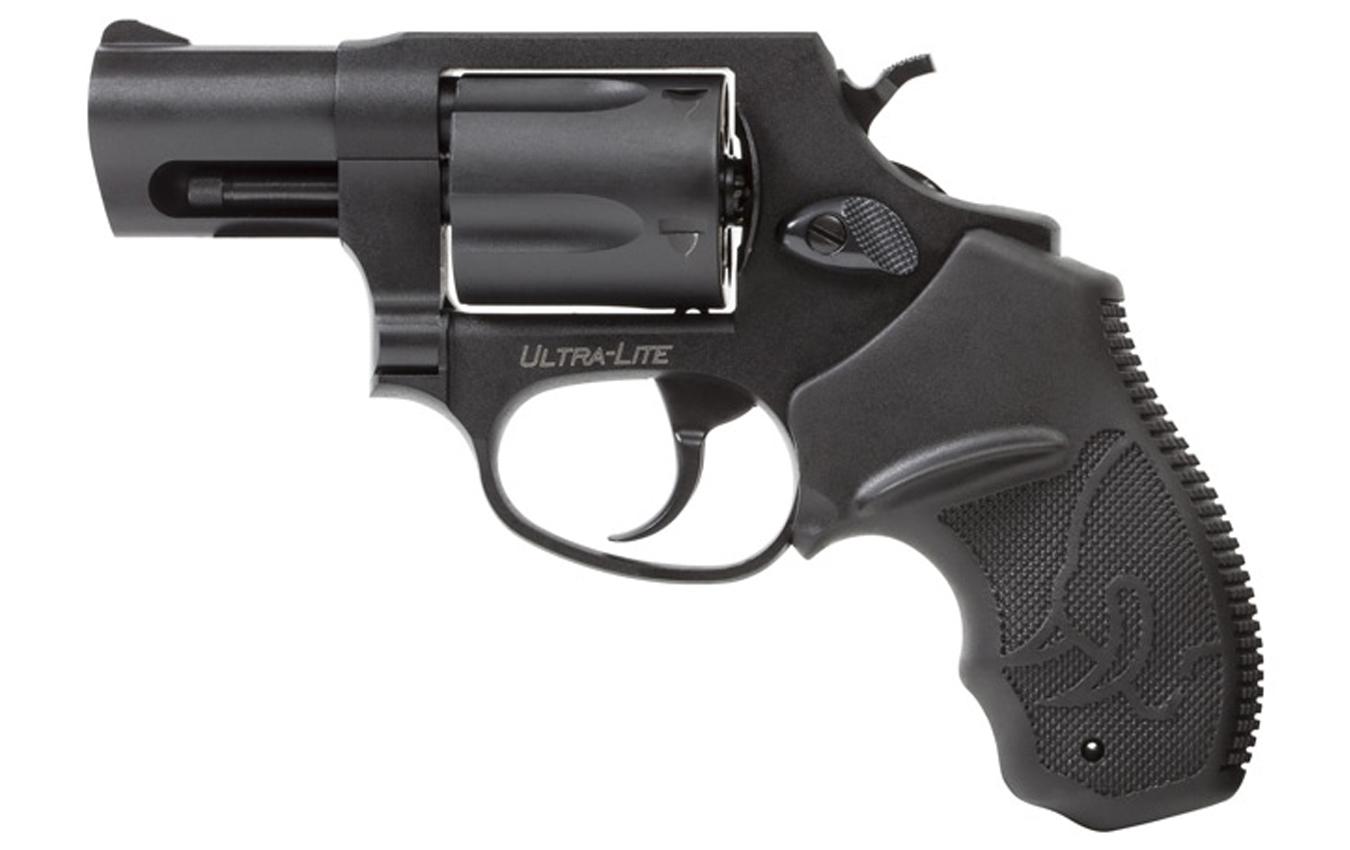 TAURUS Model 85 Ultra-Lite 38 Special +P Black Revolver