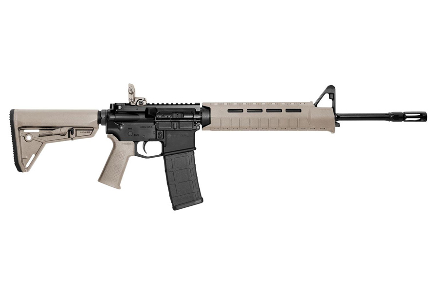 SMITH AND WESSON MP15 5.56MM FLAT DARK EARTH (FDE) MOE SL
