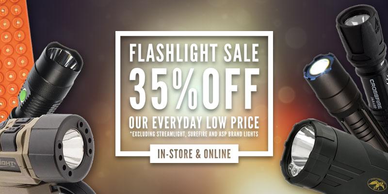 Special: Flashlight Flash Sale