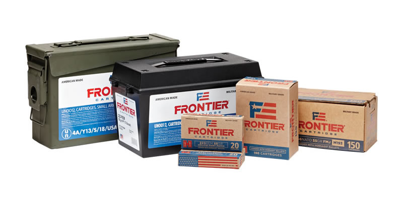 Special: Hornady Frontier Ammo