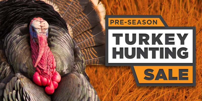 Spring Turkey Hunting Sale