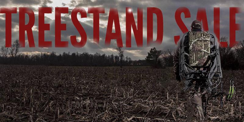 Treestand Sale