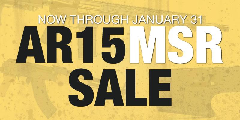 Special: AR15/MSR Sale