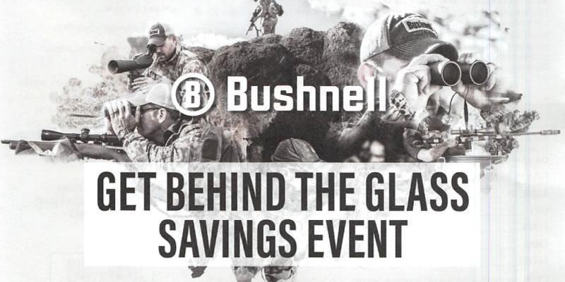 Bushnell  30% Rebate