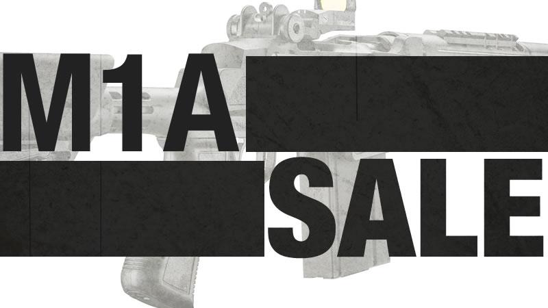 M1A Sale