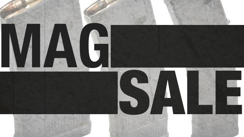 AR/AK Magazine Sale