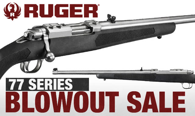 77 Series Blowout Sale