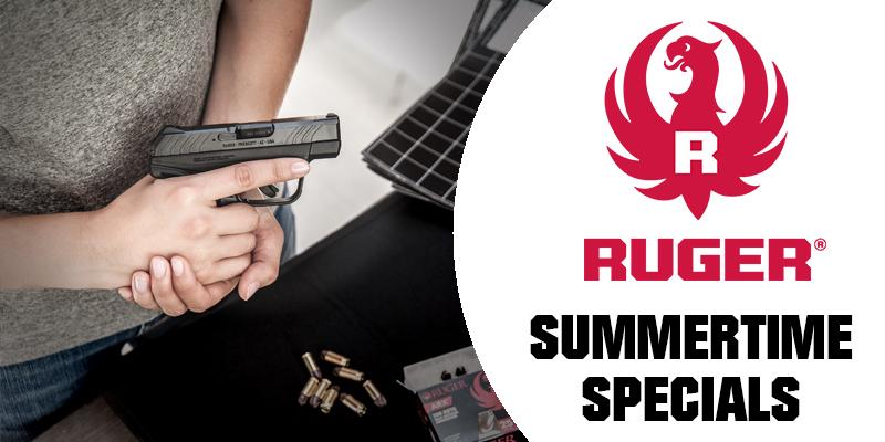 Ruger Summertime Specials