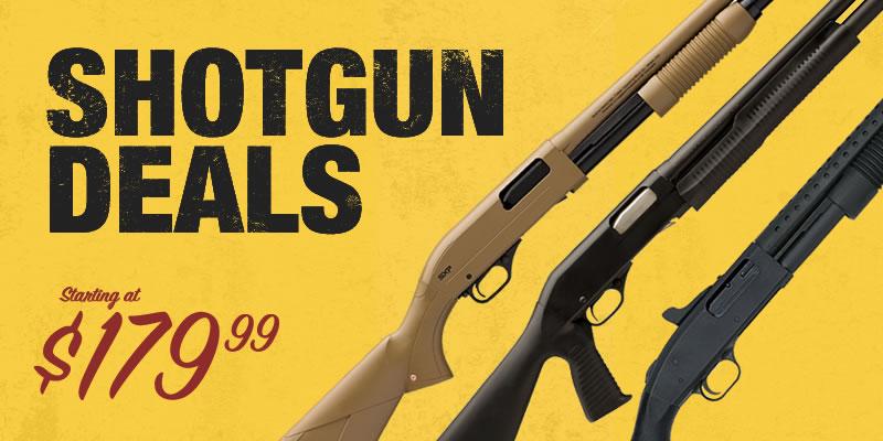 Special: Shotgun Deals