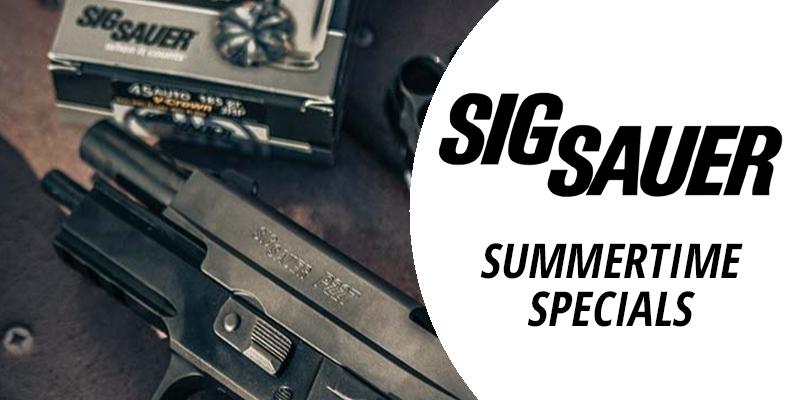 Sig Summertime Specials