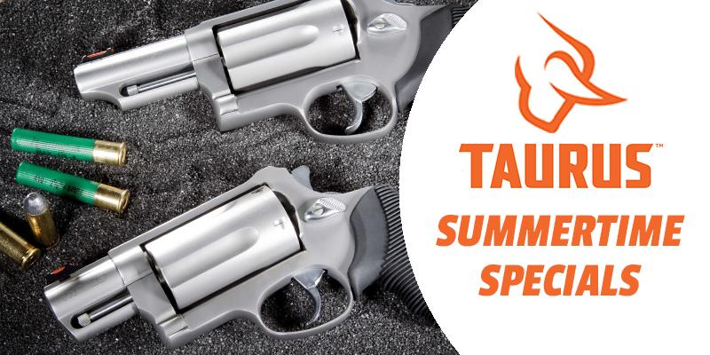Taurus Summertime Specials