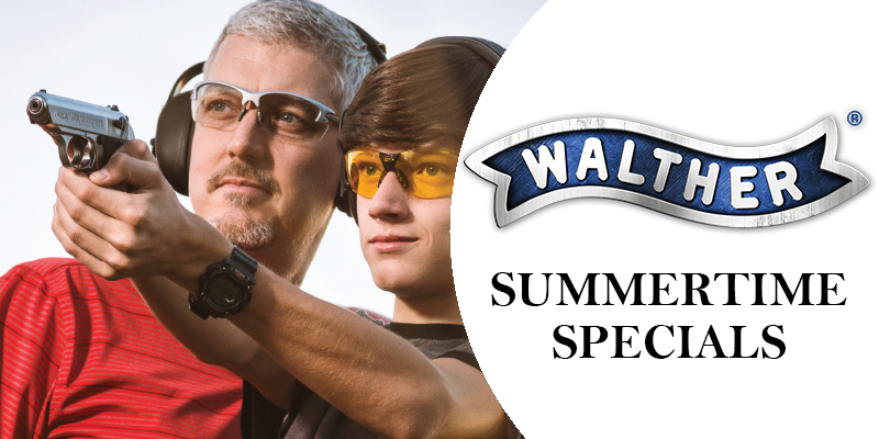 Walther Summertime Specials