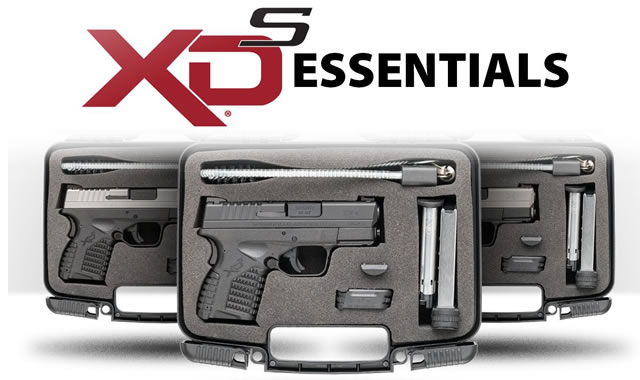 Springfield XDS Essential Pistols
