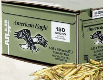 Weekly Deals: Federal Rifle Ammo